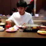 ບຸບເຟ້ອາຫານຍີ່ປຸ່ນ Japanese Restaurant in Laos Vientiane-ASIA FOOD