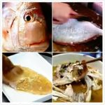 Japanese Street Food   RED SEA BREAM Curry Fillet Okinawa Seafood Japan