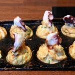 Japanese Street Food Takoyaki Dotonbori Osaka【4K】【道頓堀】たこ焼き「道頓堀 くくる 本店」