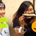 Japanese food  with Ikumi