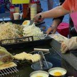 Kybetsu yaki | Japanese food | korean street food