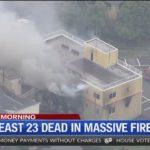 Man shouting 'You die' kills 33 at Japan anime studio