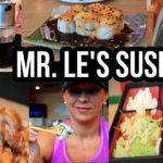 Mr. Le's Sushi Restaurant Review in Kansas City! Japanese & Vietnamese Food!