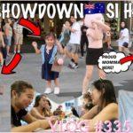NAG PAKITANG GILAS SI HOLLY SA AUSTRALIAN PEOPLE | KUMAIN NG JAPANESE FOOD