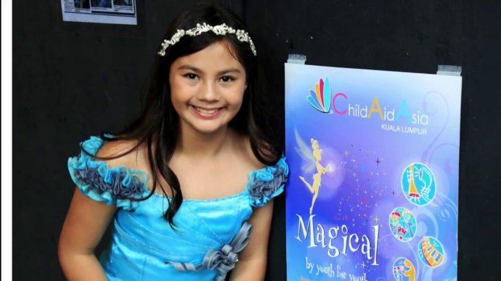 NATALIA (10) at ChildAid Asia Kuala Lumpur 2017 – JAPANESE ANIME MEDLEY