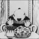 One of the First Japanese Anime Movies (1916)