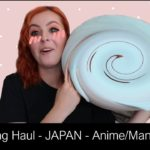 Shopping Haul – JAPAN – Anime/Manga Stuff