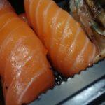 Shushi Japanese Food ซูชิแบบเทคโฮม อร่อยมาก ราคาถูก