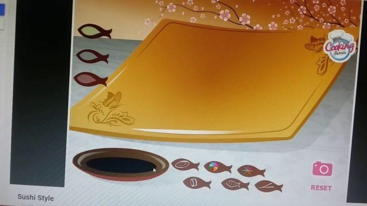 Sushi Style Gameplay On Y8 Sushi Style Japanese Food
