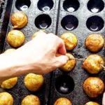 Takoyaki (Octopus balls) – Japanese street food