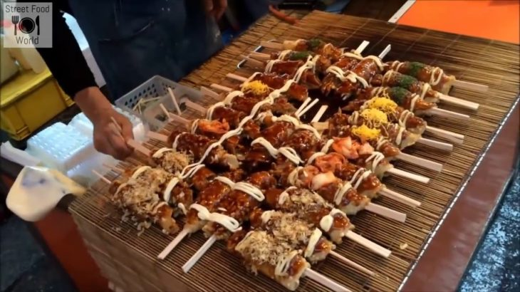The Best Street Food Japan   A Taste of Delicious Japanese Cuisine
