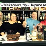 The Three Whiskateers try- Japanese whiskey! part 1