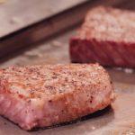 Wagyu Beef – Japanese Teppanyaki∥黒毛和牛サーロインステーキ∥Japanese food in Tokyo