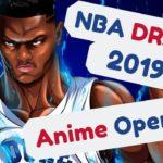 What if NBA Draft 2019 Had An Anime Intro in Japan | NBA + Slam Dunk