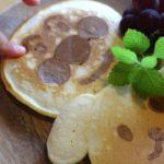 子供が喜ぶアンパンマンのパンケーキ!japan anime anpanman pancake