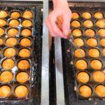 japanese street food – best TAKOYAKI compilation たこ焼き