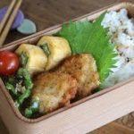【お弁当作り】たった3品の簡単おかず弁当obento【Japanese food】512時限目