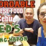 Affordable Japanese Food in Cebu / JOED'S LUTONG  HAPON
