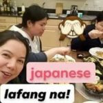 FILIPINO TRIES JAPANESE FOOD | perlin