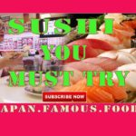 Famous Japanese Food SUSHI | Best Sushi