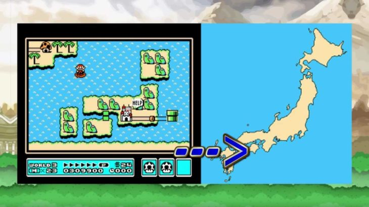 Game Exchange: Japanese Culture in Kirby, Mario, and Zelda