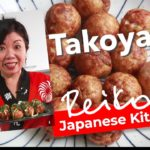 How to cook Japanese street food Takayuki  外国で楽しくクッキング、たこ焼き