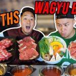 IS JAPANESE SHABU SHABU THE BEST HOT POT? – How To Eat It // Fung Bros