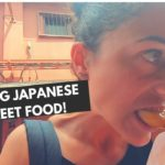 JAPANESE FOOD DAY | TRYING JAPANESE STREET FOOD!