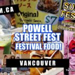 JAPANESE FOOD! POWELL STREET FESTIVAL 2019! | Vancouver Food Guide Reviews – Gutom.ca