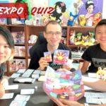 Japan expo quiz Jeu de société anime manga jeux vidéo en famille : règles & 1ère partie découverte