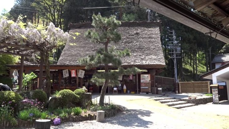 Japanese Culture Vids: 岐阜県下呂の合掌村 Gero Gasshou Village, Gifu  (Not Gaming Related)