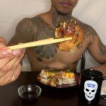 Japanese Food 먹방 (ASMR MUKBANG) No Talking