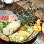 [Japanese Food] Bỏ 15.000.000 vnđ để ăn Tôm Hùm Cầu Vồng siêu to khổng lồ