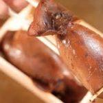 Japanese Food [Lunch box] | Big squid with Seasoned Rice Bento,Hokkaido,Japan