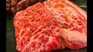 Japanese Food YAKINIKU(Korean barbecue)[GyuShige] How to in shibuya