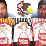 Japanese Guys Try Snacks from Illinois USA