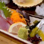 Japanese Street Food – Izakaya Roppongi Tokyo, Sashimi, Sushi, BBQ seafood scallop 居酒屋 六本木东京 (2019)