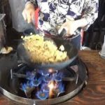 Japanese Street Food – SPICY EGG FRIED RICE