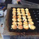 Japanese Street Food / Takoyaki / Octopus Balls / Tako / たこ焼き / 蛸焼/ Japenese Food