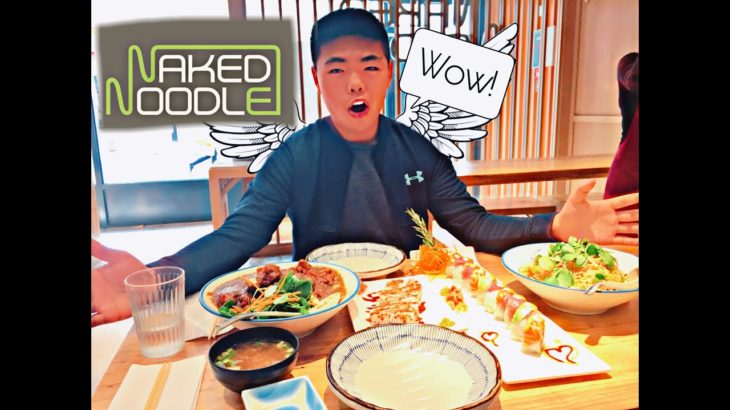 Japanese food review in Liverpool!