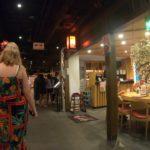 Japanese indoor food court Waikiki