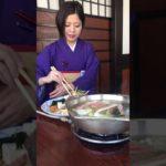 Japanese sea food