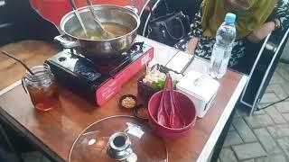 Mampir di Hararu, Salah Satu Cafe Hits Jember menikmati Japanese Food Halal