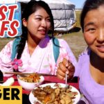 Mongolian Herders Try Japanese Food For The First Time   Guest Chefs
