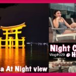 Part 2 in Hiroshima   Cruise Ship   Japanese Food   Vlog#029