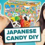 People Make DIY Japanese Candy