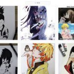 Pitch For My Project – Connecting International Illustrators with Japanese Anime