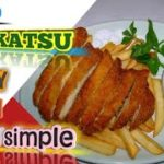 Resep Chicken Katsu Krispi #chickenkatsu #japanesefood #simpleenak