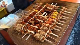 Street Food Japan – A Taste of Delicious Japanese Cuisine