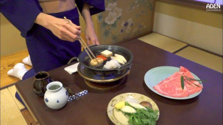 Sukiyaki – Japanese Food in Tokyo